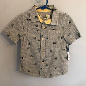 OshKosh B'gosh Shirts & Tops - *BUY 1 GET 1* NWT OshKosh Toddler Shirt